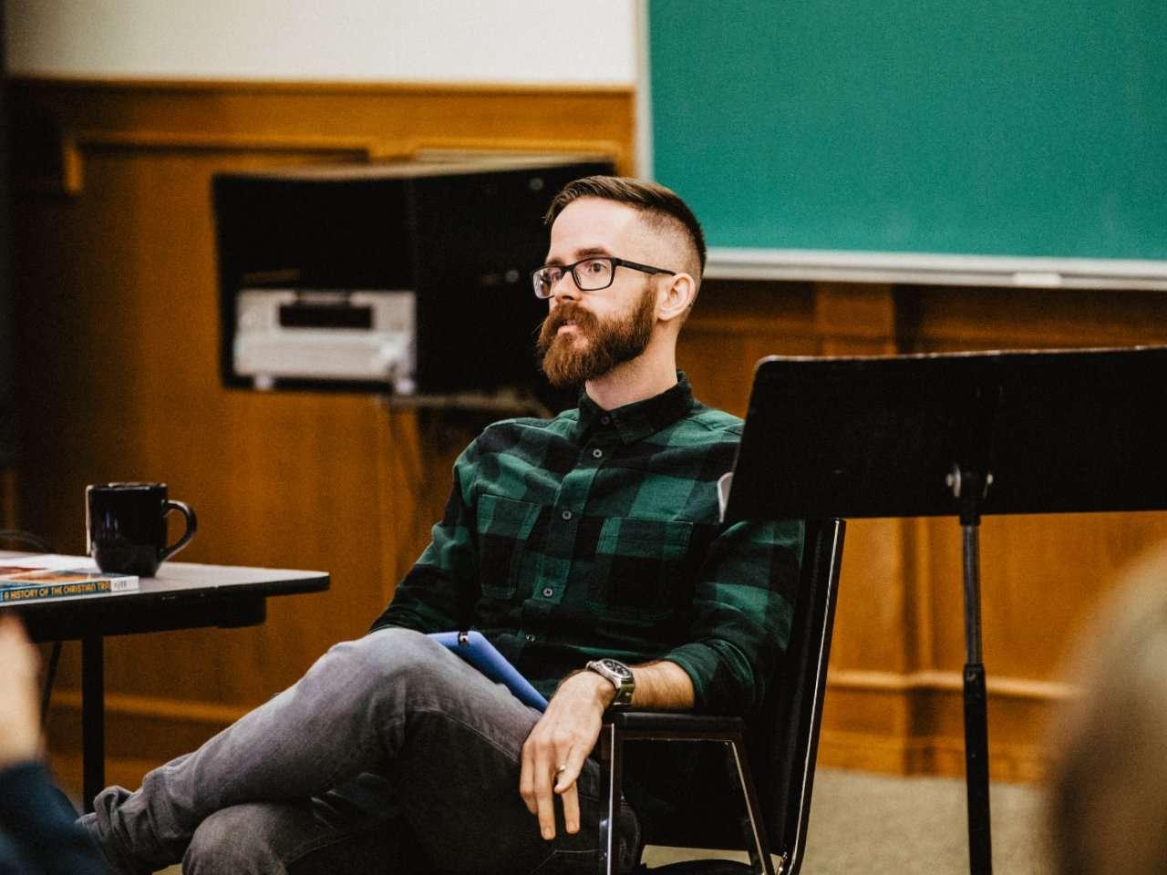 sean teaching